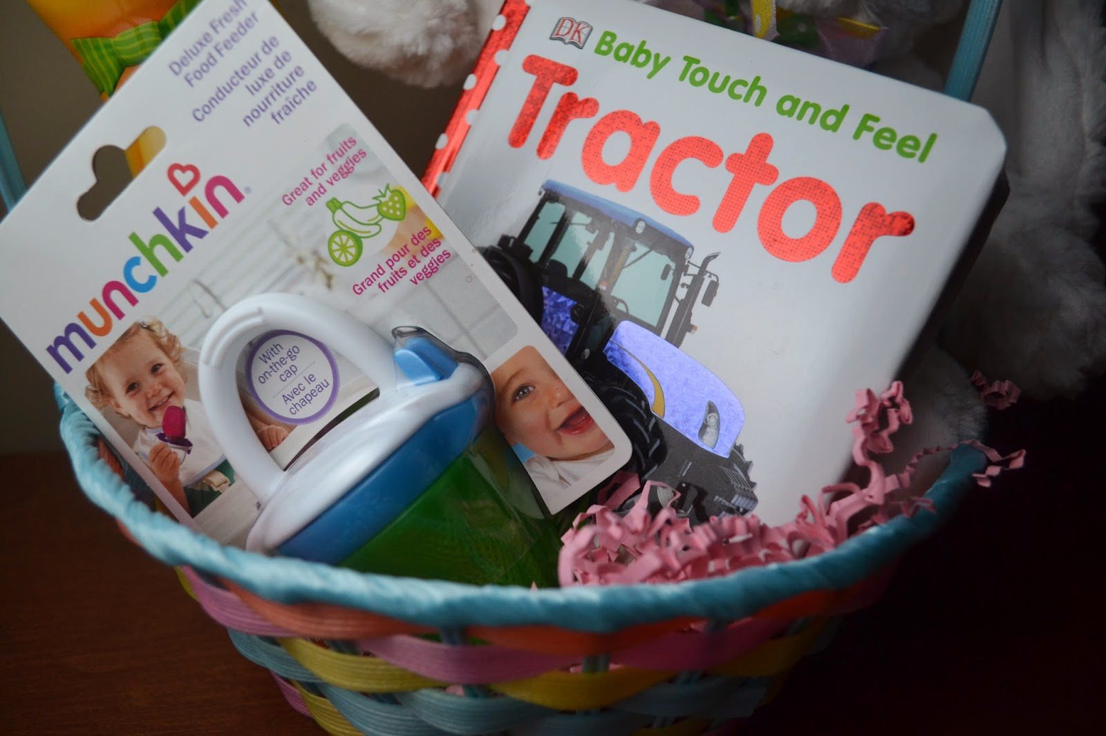 A latte with ott a easter basket ideas for toddlers baby easter basket ideas for toddlers baby negle Choice Image