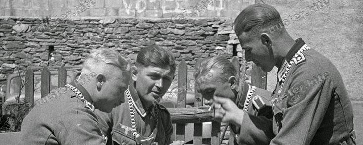 coupe de cheveux homme 1945