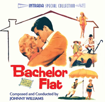bachelor flat john williams