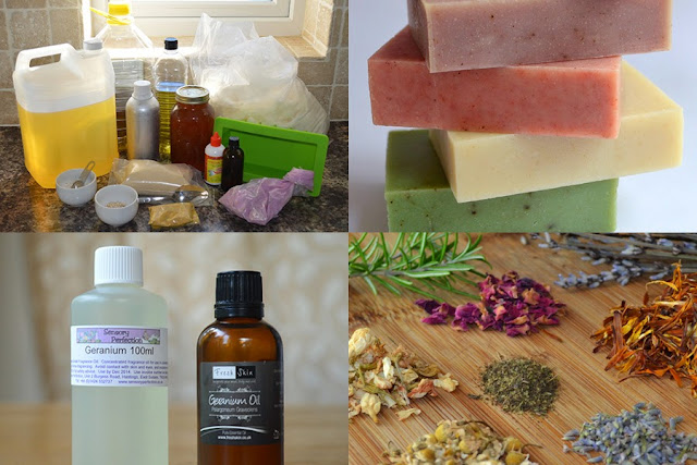 How to Make Natural Soap Series - Part 1: Ingredients #soap
