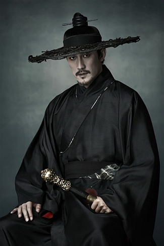 Mu-yong the Grim reaper in Arang and the Magistrate via heyladyspring.com