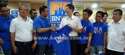 BNYV, Kedah, tarik, sokongan, muda, Politik, Malaysia