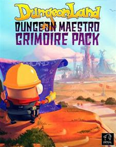 Dungeonland Dungeon Maestro Grimoire Pack   PC