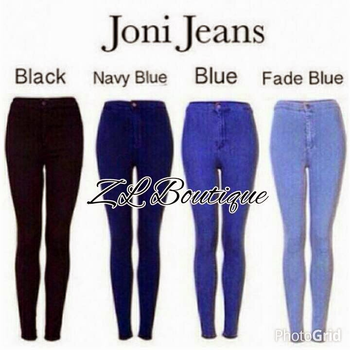 JONI High Waisted