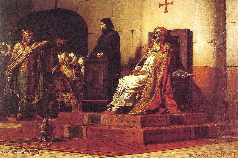 exhumación del cadaver de Fromoso I