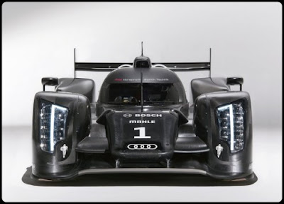 2011-Audi-R18-Front-View