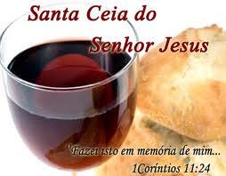 Santa Ceia do Senhor