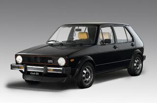 Original Golf MK1 GTI 1976