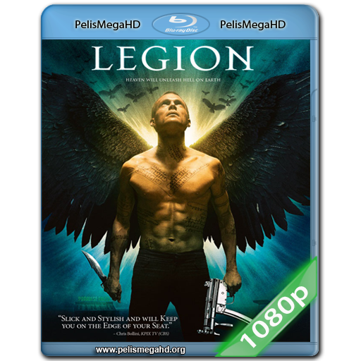LEGIÓN (2010) FULL 1080P HD MKV ESPAÑOL LATINO