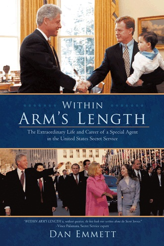 "<b>THE best book EVER written on the Secret Service is available NOW: ""Within Arm&#39;s Length""</b>"