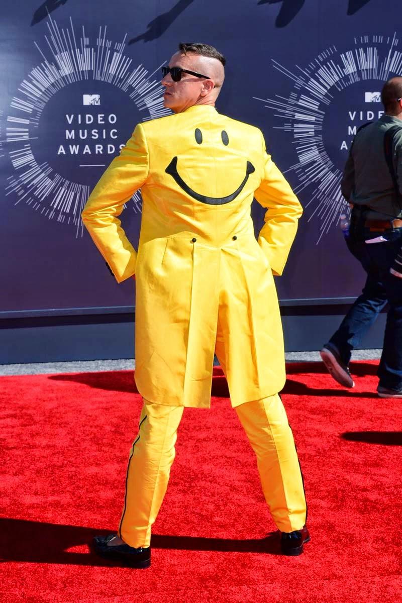 Jeremy Scott MTV VMA 2014