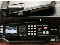 Driver Epson WF-2540 and Printer Review