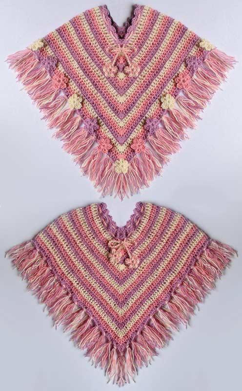 Free Childrens Knitting Patterns : free knitting pattern: childrens knitting shawl patterns