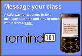 remind 101 statement