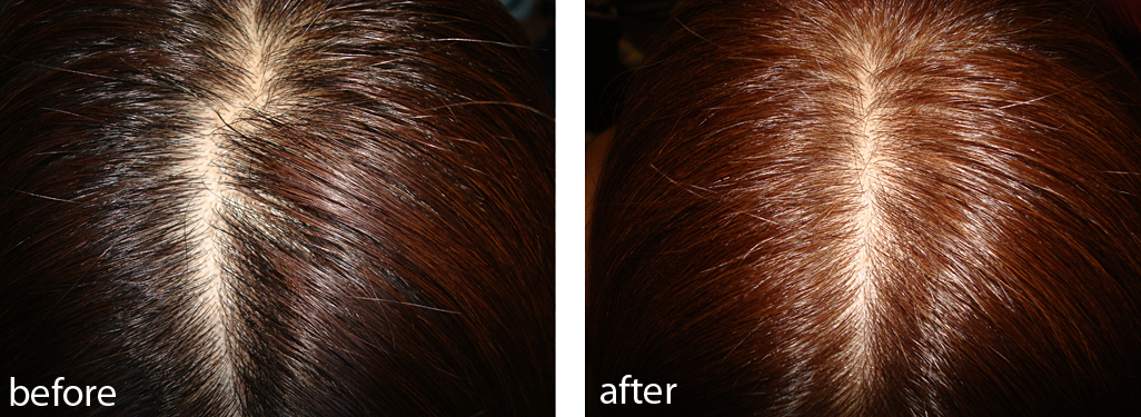 CHEAP WAY FOR EXPENSIVE LOOK: LIGHTEN HAIR, WITHOUT THE DYES