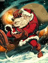 Be a Super Santa