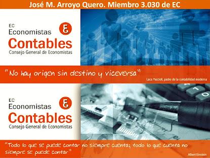 MIEMBRO DE ECONOMISTAS CONTABLES. CONSEJO GENERAL DE ECONOMISTAS.