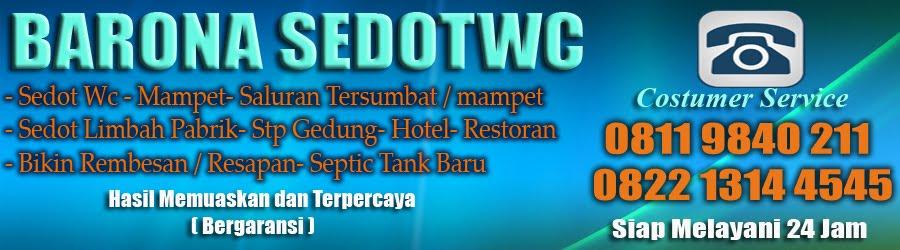 SEDOT WC JAKARTA UTARA | 08119840211 / 082213144545 (Barona)
