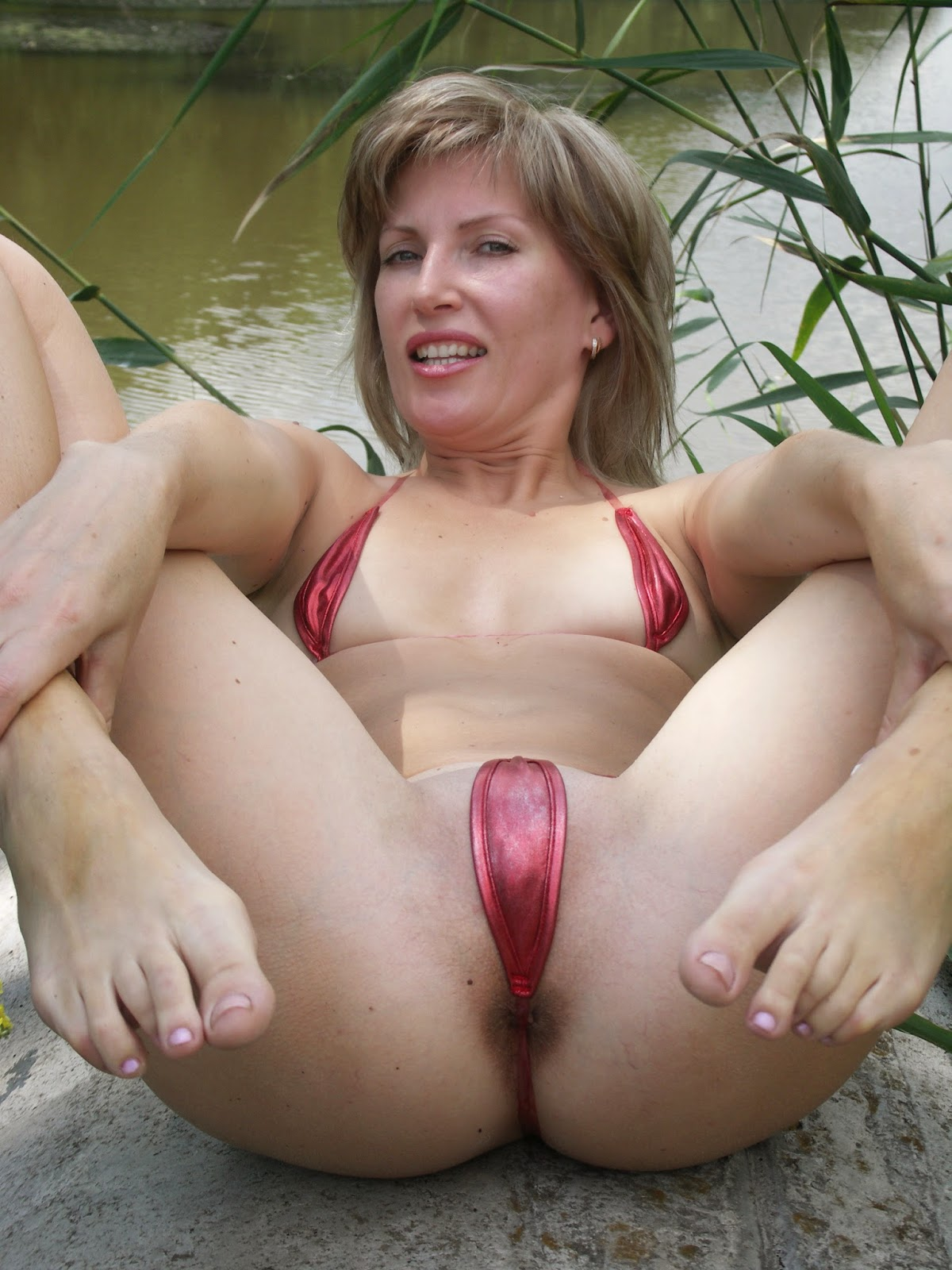 About very mature milf body