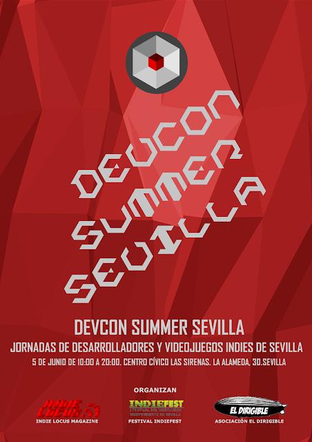 Sevilla acoge este viernes unas jornadas para desarrolladores y videojuegos indies