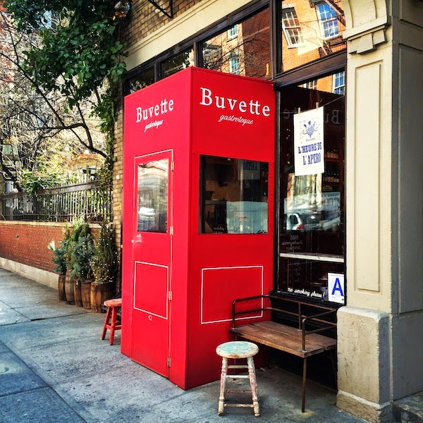 Buvette, a charming French bistro in the West Village (72 Hours in NYC)