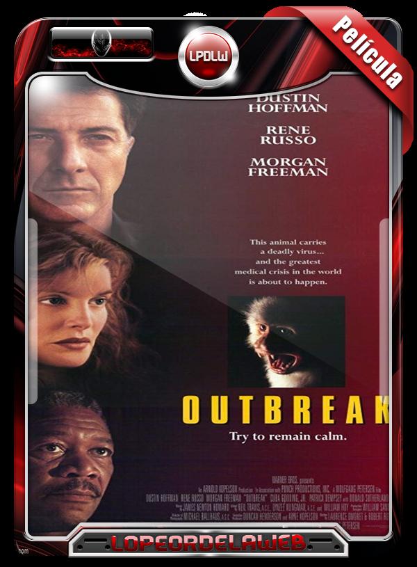 Outbreak (1995) | Epidemia 720p H264 Dual