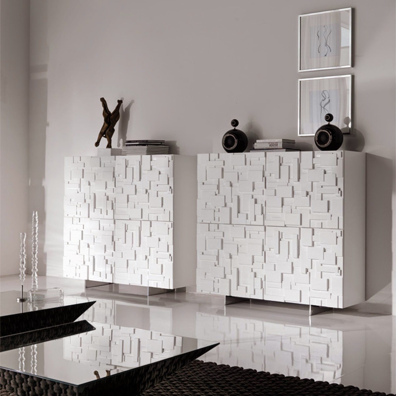 Sideboard Labyrinth Cattelan Italia Italian Furniture