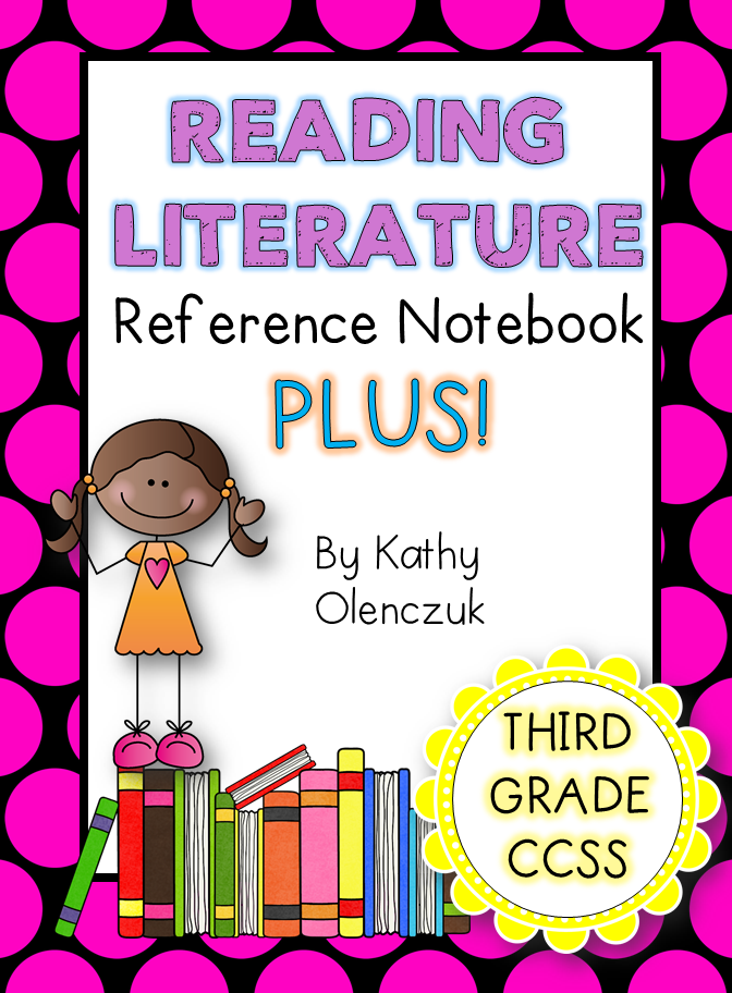 http://www.teacherspayteachers.com/Product/Reading-Literature-Reference-Notebook-PLUS-Third-Grade-CCSS-1389655