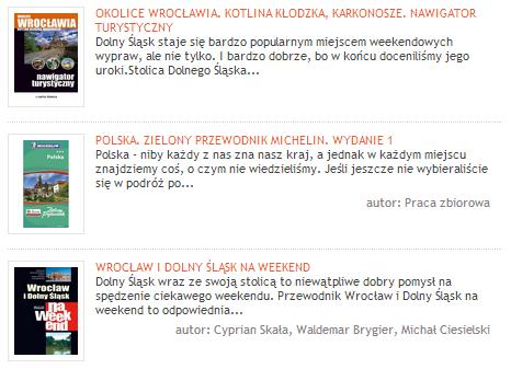 Przewodniki Wrocław