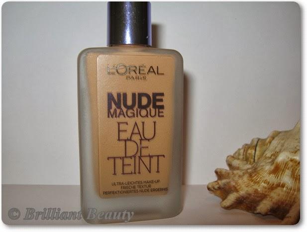 L'oreal Nude Magique - eau de teint
