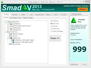 Download Smadav Pro 9.2 + Registrasi Serial Number