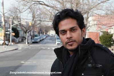 Bangladeshi model actor antu