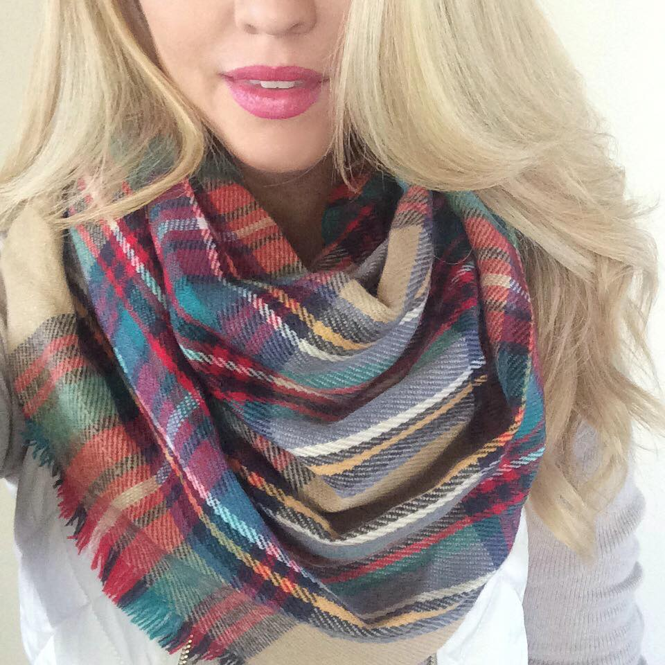 plaid-scarf-for-fall