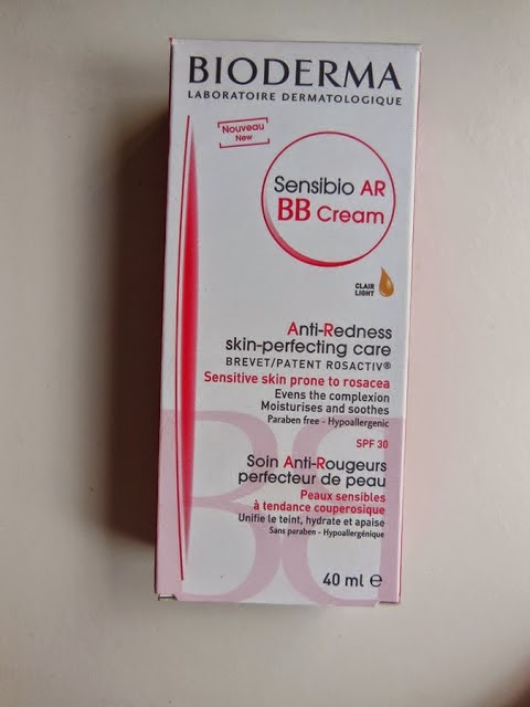 Sensibio AR BB Cream Bioderma