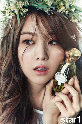Minah Girl's Day - @Star1 Magazine May Issue 2015