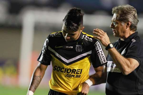 Goiás 2 x 2 Santos