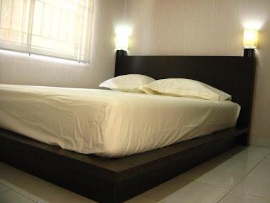 Dipan  Bed room mas Eko Ciomas bogor