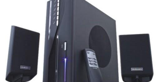 Barang Elektronik Harga Terbaru Speaker Aktif Simbadda