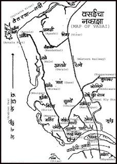 Map of Vasai