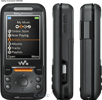 download free all firmware sony ericsson w830i