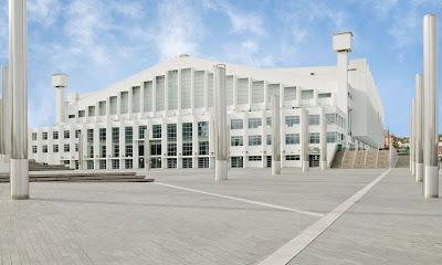 Wembley Arena Indoor Stadium