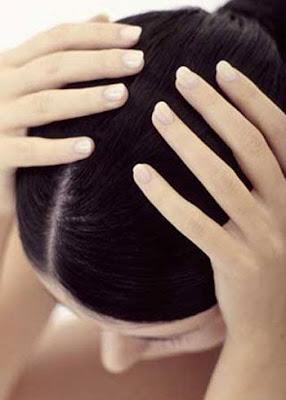 للتخلص من تساقط الشعر بسهولة