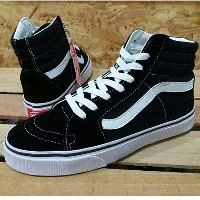 Sepatu Vans Old Skool High  c8057d8ca0