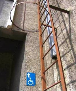 http://www.funnysigns.net/wheelchair-ladder/