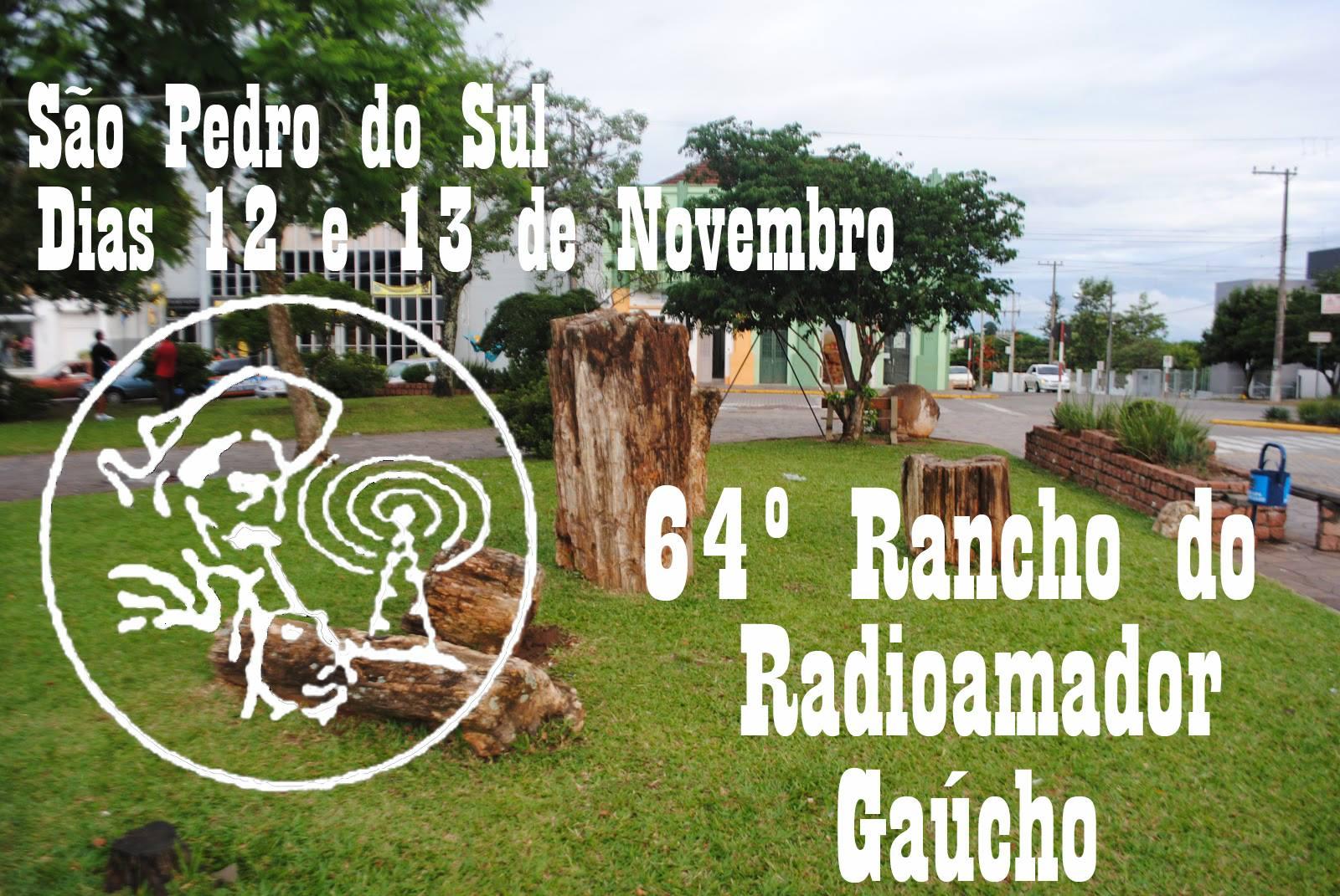 64º Rancho do Radioamador Gaúcho