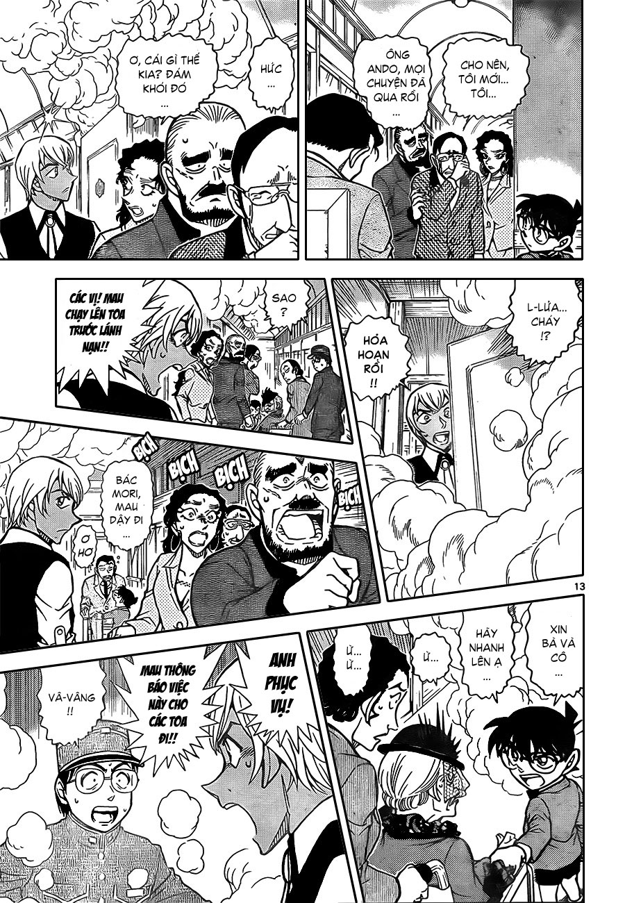 Thám Tử Lừng Danh Conan - Chapter 823 - Pic 15