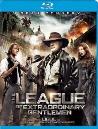 The League Of Extraordinary Gentlemen (2003) Dual Audio Hindi Dubbbed BRRip 720p
