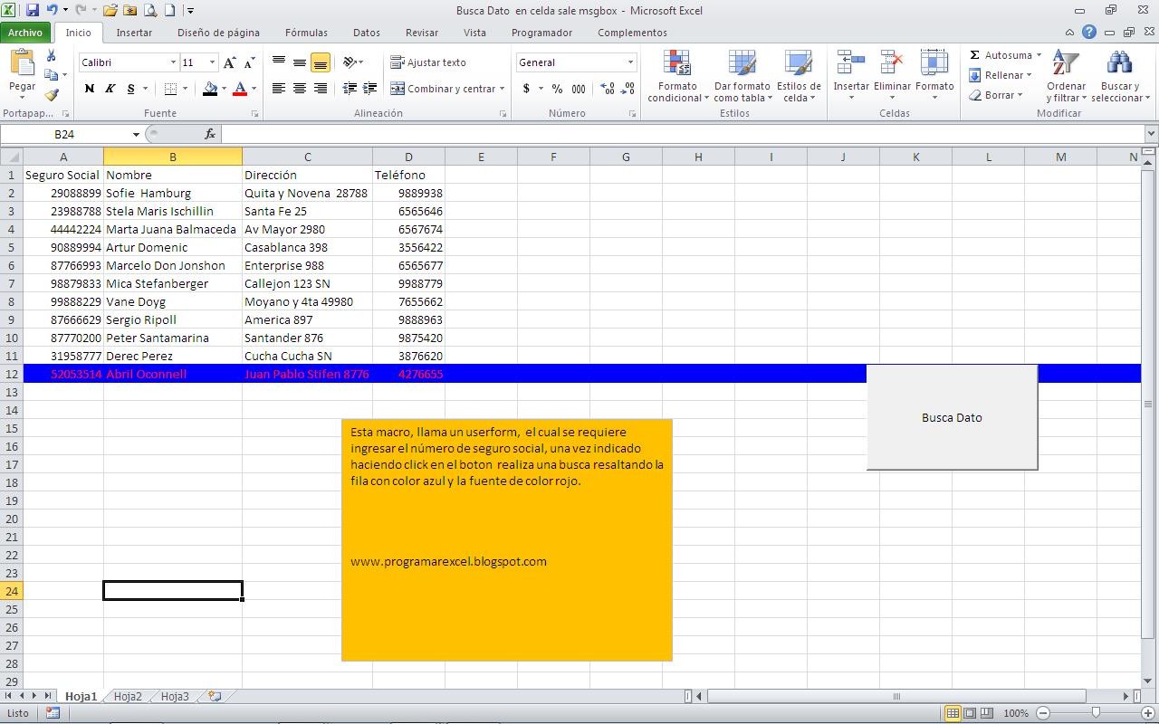 Vba excel combobox 2 колонки - c