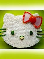 Детски сандвич Хелоу Кити