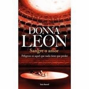 Ranking Semanal: Número 11. Sangre o Amor, de Donna Leon.
